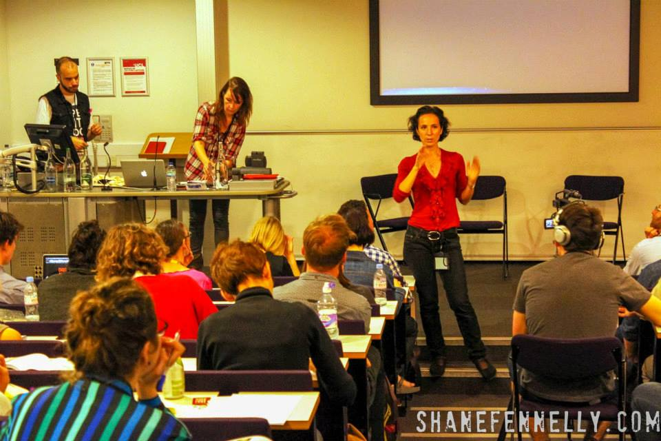 OpenCityDocfest workshop